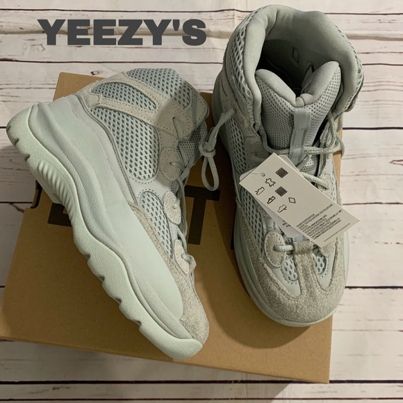 New Nib Authentic Adidas Yeezys Kids
